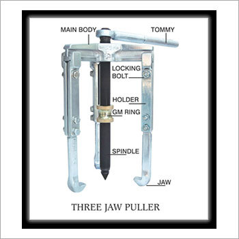 Three Jaw Pullar