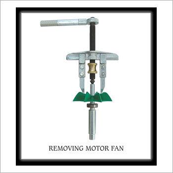 Removing Motor Fan