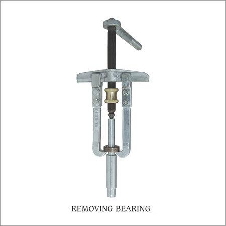 Removing Bearing