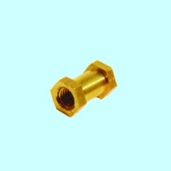 Brass Mixer Coupler Moulding Inserts