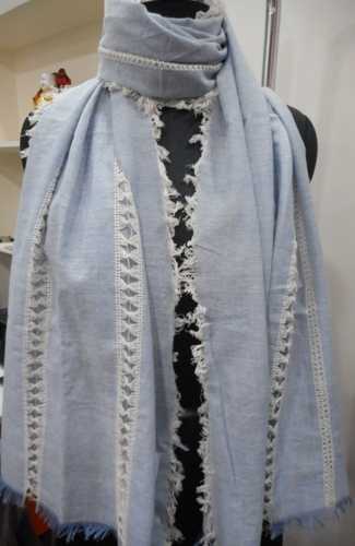 Cotton Ladies Scarf