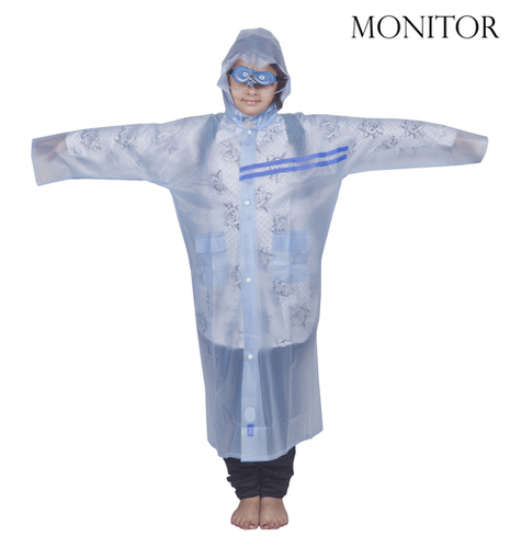 Kids PVC Raincoats