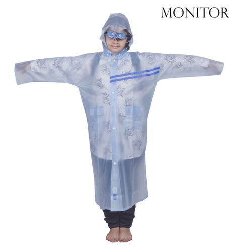 Kids PVC Raincoats
