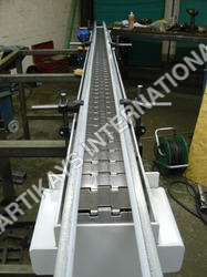 Slat Chain Conveyor Machine