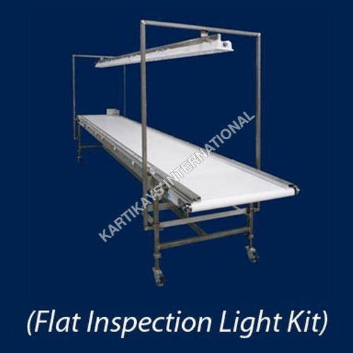 Flat Inspection Light Conveyor