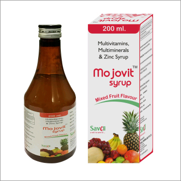 Multivitamins Multiminerals Syrup
