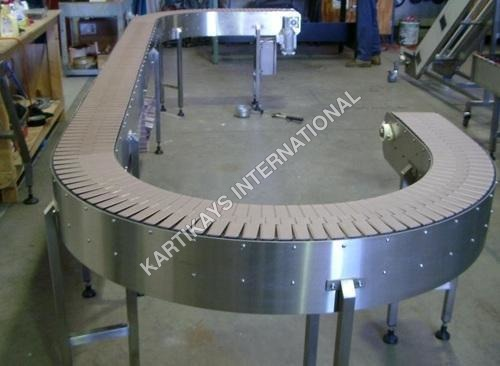 Stainless Steel Slat Conveyor Chain