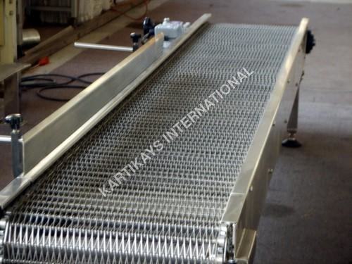Stainless Steel Mesh Conveyor