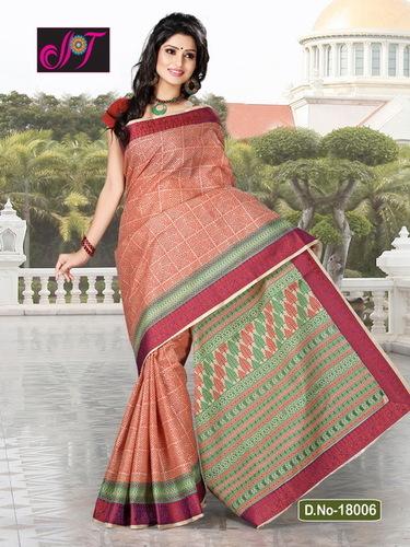 Indian Cotton Sarees
