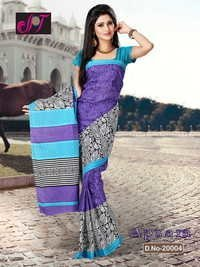 Handmade Cotton Sarees