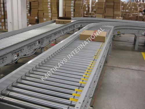 Industrial Packing Conveyor