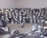 High Quality Aluminium Scrap Alloy Wheels