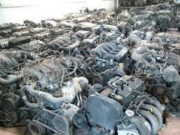 Aluminum Engine Scrap Available