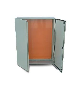 A TYPE Double door metal distribution box