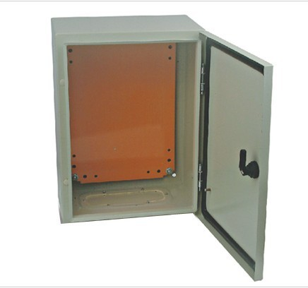 Single Door Metal Distribution Box