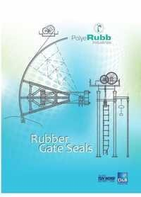 Dam Gate Rubber Seals