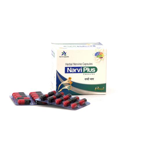 ayurvedic nervine capsule