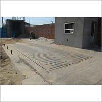 "Pit Type Steel Platform Weighbridge with Latest ""Digital Technology"""