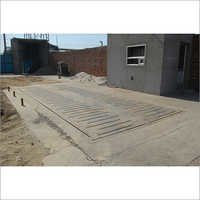 Pit Type Steel Platform Weighbridge