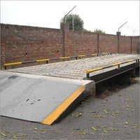 Pit Less Steel Platform Weighbridge With Latest Digital Technology