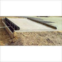 Pit Less RCC Platform Weighbridge