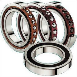 Angular contact Precision ball bearings