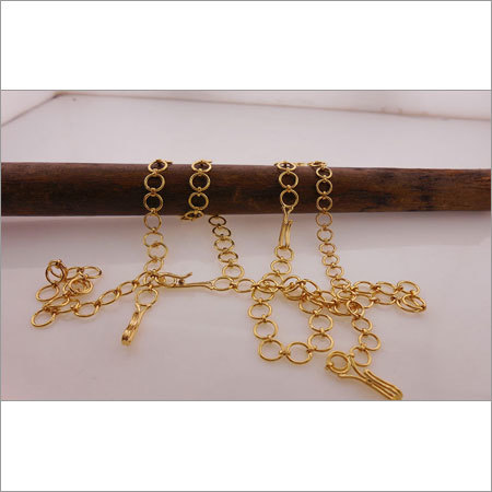 22Kt Back Chain