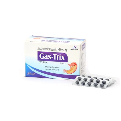 Ayurvedic Gas Problem Tablet