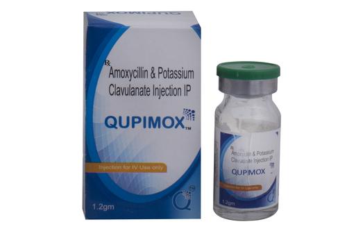 Amoxycillin Sodium Clavulanate Potassium Injection Ip Bp