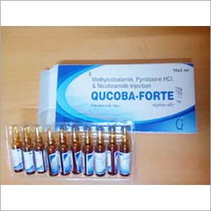 Methylcobalamine Nicotinamide Pyridoxine Injection