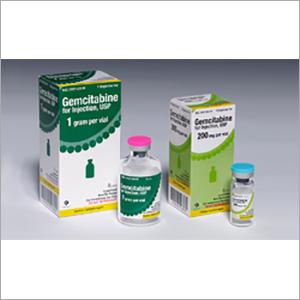 Gemcitabine For Injection Usp