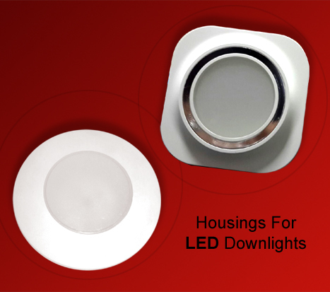 LED Downlight Housings