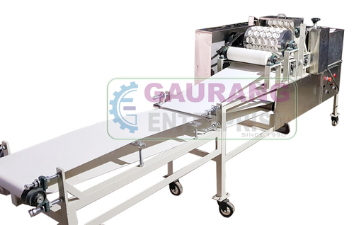Fully Automatic Puri Making Machine