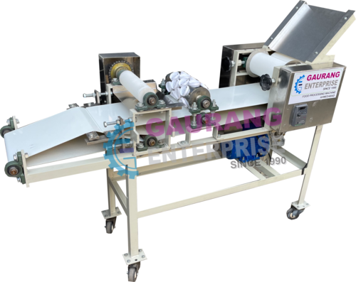 Fully Automatic Poori Making Machine