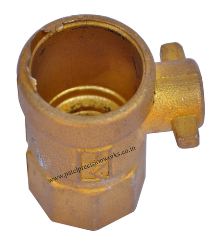 Brass Ball Valve Forging