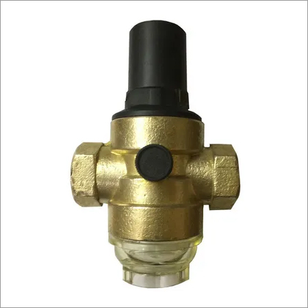 Pressure Reducing Ball Valve