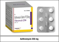 Azythromycin  250 mg.