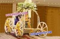 Indian Wedding Dulhan Entry Buggy Doli