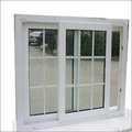 Aluminum Frame Sliding Window