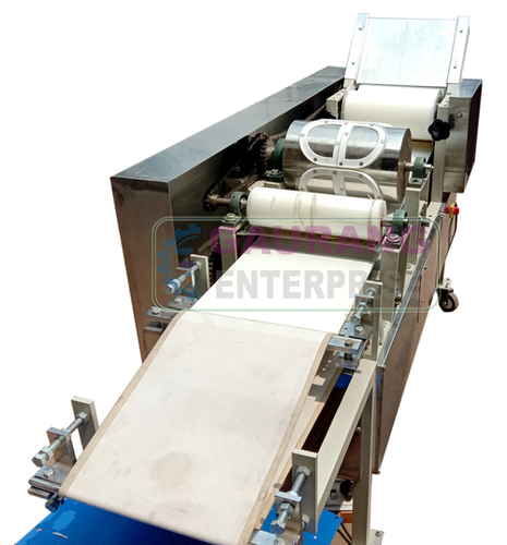 Semi Automatic Samosa Making Machine