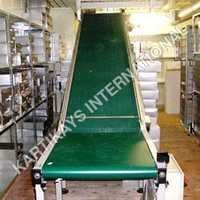 Inclined Cleated Conveyor