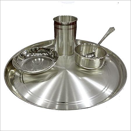 Silver Dinner Set