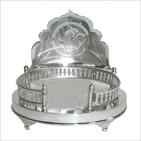 Silver Sinhasan