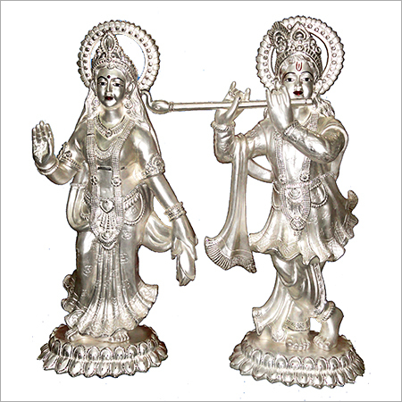 Silver Radha Kishan