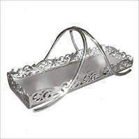 Silver Biscuit Tray