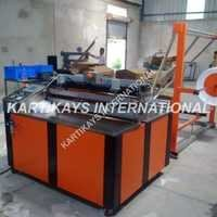 Double Layers Air Bubble Bag Making Machine