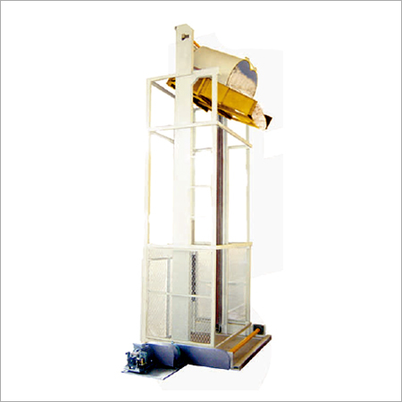 Elevator Feeding Machine
