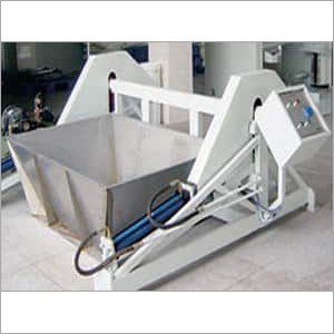 Hydraulic Type Tilting Machine