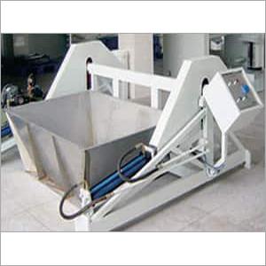 Hydraulic Type Tilting Machine