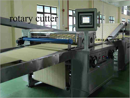 Rotary Biscuit Cutter